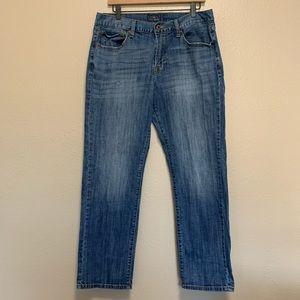 Lucky Brand 221 original straight leg denim jeans